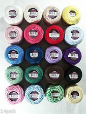 2ply 100% Double Mercerised Crochet Cotton with SATIN Finish Sullivans Knitting