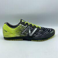 New Balance Racing Running Shoes Black Yellow Low Top  MXCS900H Men's 11