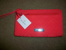 NWT Vera Bradley Front Zip Wristlet Canyon Sunset Wallet