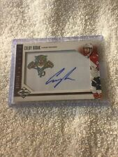 12/13 Limited Phenoms Auto Colby Robak Hockey Card #212 377/499 Mint