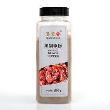 100% Pure 500g Black Pepper Powder Ceylon Ground Spices & Seasoning