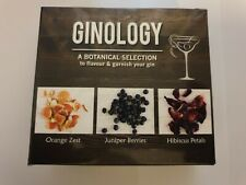 Ginology Botanicals Selection Box Gin accessory, garnish gin Valentines gift