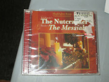 The Nutecracker & The Messiah (Cd, Compact Disc) Brand New