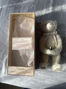 Merrythought Princess Diana Bear no 440 of 2500