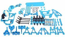 Upgrade Parts Combine Blue For HSP Nitro RC 1:10 On-Road Car XSTR 94122