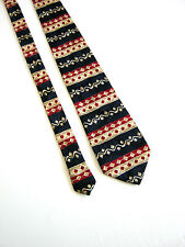 BURTON CRAVATTA TIE ORIGINALE MADE IN ENGLAND