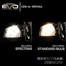 Evo Spectras Xenon 9006 Ultra White Headlight Halogen Bulb (Pair) 93426