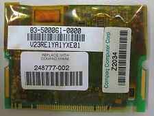 Modem 56K HP 248777-002 PER HP COMPAQ EVO n1005v PRESARIO 700 901 1522