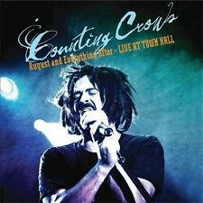 August and Everything After: Live at Town Hall by Counting Crows (CD, Aug-2011,