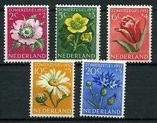 Nederland 1952 583-587 zomerzegels - POSTFRIS cat waarde € 20