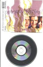 crowded house - into temptation  ultra rare cd single