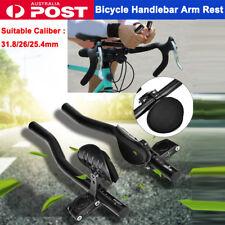Road Mountain Bike Bicycle MTB TT Bar Triathlon Handlebar Arm Rest Bar Clip on