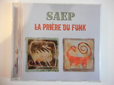 SAEP (HERVE KRIEF) : LA PRIERE DU FUNK (roots urban) | | CD ALBUM | PORT 0€ !