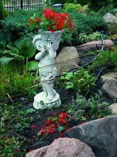 Blumenkübel Pflanz Kübel Dekoration Figur Blumentöpfe Garten Vasen 410