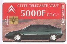 FRANCE TELECARTE / PHONECARD .. 50U F507J CITROEN MONTPELLIER 34 JG 48012942 14€