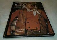 """John Wayne An American Legend"" Roger M.Crowley HC Book 1999 Author Signed Copy"