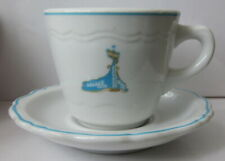rare vintage cup & saucer the Palace Club Reno, Nevada Shenango China