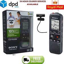 Sony ICD-PX240 Dictáfono Grabadora digital de voz 4GB USB conectar con la PC