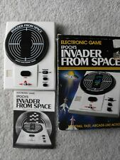 Epoch's Invader From Space Electronic Game with Box & Instructions - Works Great