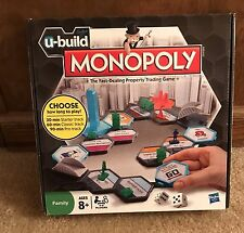 U-Build Monopoly Trading Game - BRAND NEW - NEVER OPENED
