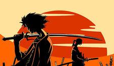 365 Samurai Champloo PLAY MAT CUSTOM PLAYMAT ANIME PLAYMAT FREE SHIPPING