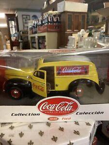 1/18 SCALE MATCHBOX COCA COLA 1940 FORD SEDAN DELIVERY
