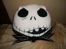 """Nightmare Before Christmas """"JACK"""" Halloween Face Pillow"""