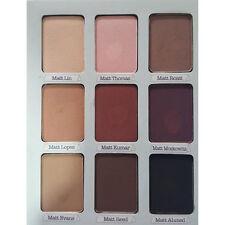 Top 9 Colors Matte Eyeshadow Palette Professional Makeup Cosmetic Tool Best