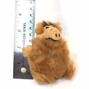 "Vintage Alf the Alien TV Series Russ 3.5"" Plush Clip on Hugger Pencil Grabber"