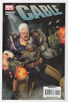 Cable #5 (Sep 2008, Marvel) [Hope, Bishop] Duane Swierczynski Ariel Olivetti Q