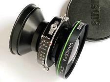 Sinar Rodenstock 55mm f4.5 Apo-Sironar Digital Copal Press 0 FLAWLESS GLASS!