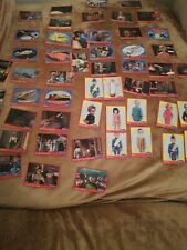 58 X THUNDERBIRDS TRADING CARDS CARDSINC 2001