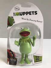 DISNEY THE MUPPETS WIND-UP DANCING KERMIT THE FROG MUPPET SHOW