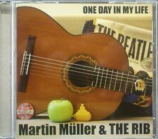 CD MARTIN MÜLLER & THE RIB - one day en my life