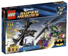 Lego 6863 Batman/Joker: Batwing Battle Over Gotham City SEALED NEW RETIRED