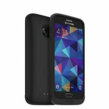 Mophie Juice Pack Charger Cover Case Wireless Charge 2950mAh - Samsung S7 -Black