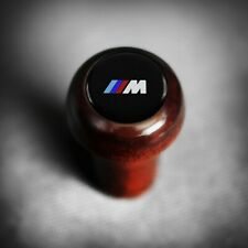 BMW M Sport Wood 4-5 Speed Gear Knob Push-On E21 E23 E24 E28 E30 E32 82110303063