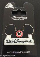 Walt Disney World Mickey Mouse Ear Hat Pin
