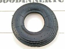 More details for 200 x 50 tyre for trolleys, 200x50 new tyre with inner tube