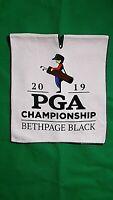 2019 PGA Championship Bethpage Black Waffle Golf Towel BOGO SALE