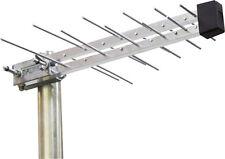 Digital TV Aerial 20 Element HD Freeview outdoor loft ariel arial antenna 4G