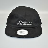 Atlanta Braves New Era Adjustable Jogger Camper Buckle Strapback Cap Hat