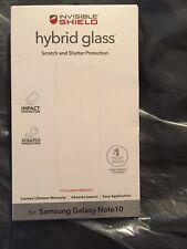 ZAGG - Invisible Shield - Hybrid Glass - Samsung Galaxy Note 10 *NEW / FREE SHIP