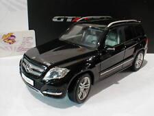 """Welly GT 11008MB # Mercedes-Benz GLK Baujahr 2010 in """" schwarz """" 1:18 ab 1,- €"""