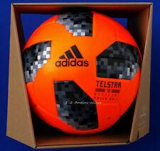 ADIDAS MATCHBALL TELSTAR WINTER SOCCER WM RUSSIA 2018 PALLONE BALLON FOOTBALL