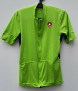 Castelli Cycling Jersey - Short Sleeve - Large - VGC