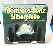 MERCEDES BENZ SILBERPFEILE BOOK