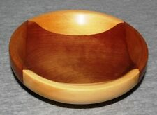 Tasmanian Huon Pine Multi Timber Bowl Trinket Lolly Nut Candy Dish Ornament BC15