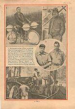 Cyclomer Concours Lépine à Paris/Prince of Wales & George V  1932 ILLUSTRATION