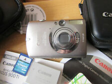 Canon IXUS 900 Ti / PowerShot Digital ELPH SD900 10.0MP Digital Camera -...V.G.C